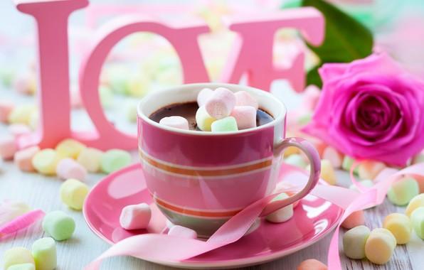 Чай с любовью и нежностью